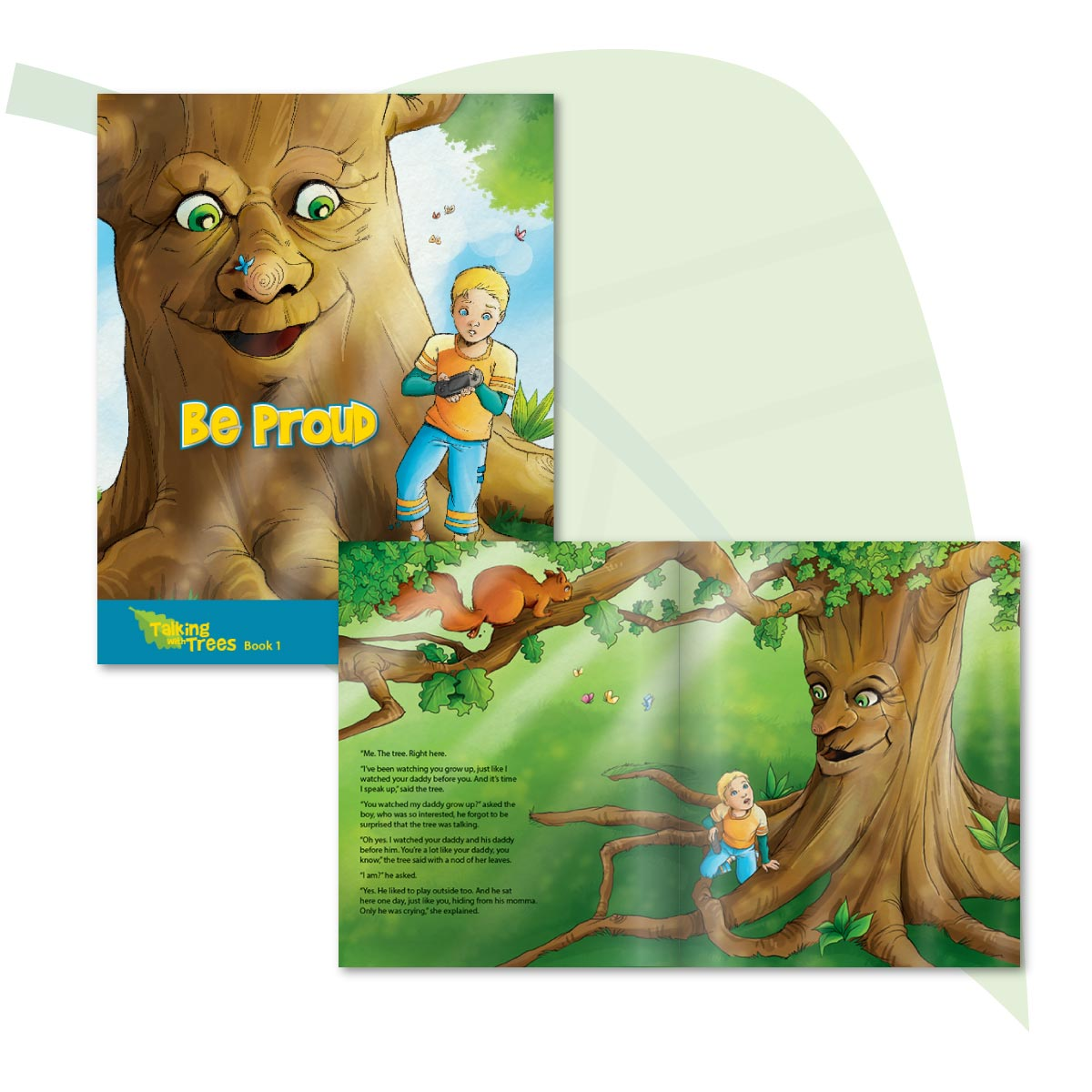 Be Proud Childrens Book for SEL / Character Education
