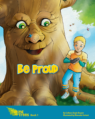 Be Proud Childrens SEL Book on Making Good Choices