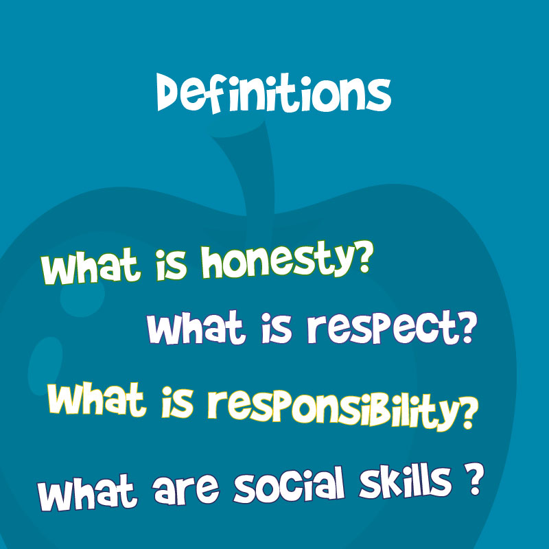 What is... definitions of traits for kids social emotional learning and character education