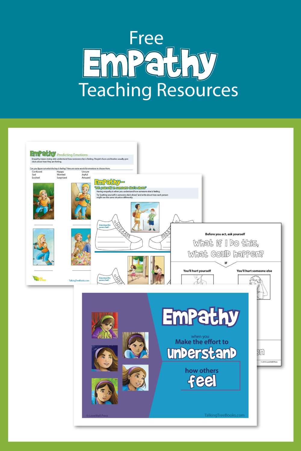 Empathy Teaching Resources