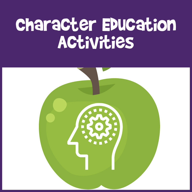 character education teaching resources elementary school
