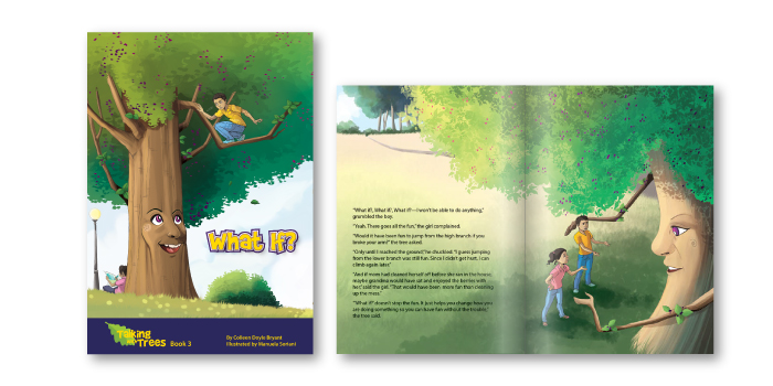 What if Children's Picture book about responsiblity and respect