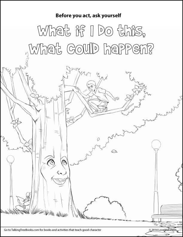 Free Coloring Pages For Social Emotional Learning