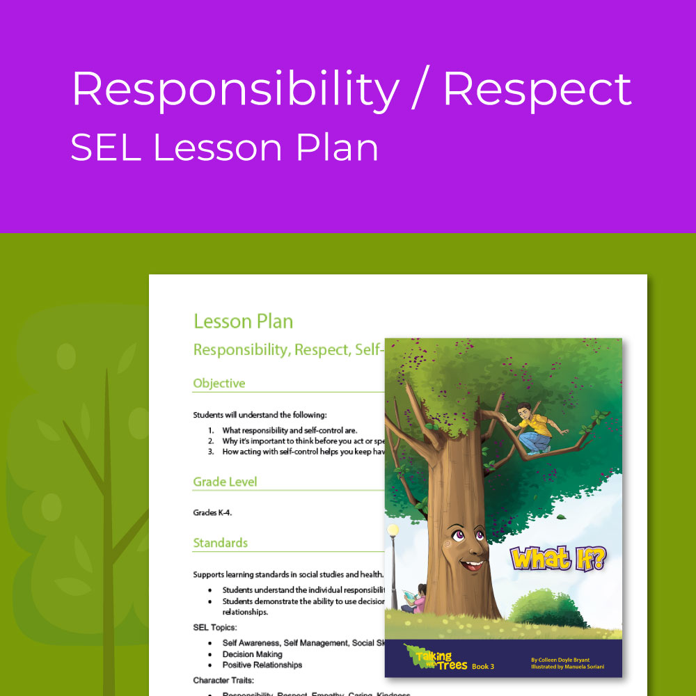 Responsibility & Respect lesson plan for elementary SEL