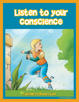 Poster on Listening to your Conscience