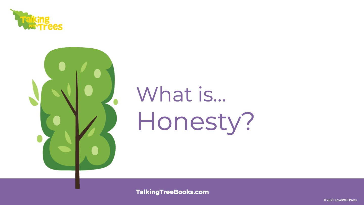 What is honesty presentation for Kindergarten